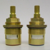 Brass 20 Long Spline 3/4 Ceramic Disc Bath Tap Cartridges - 620ST307